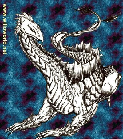 dragone-grezzo