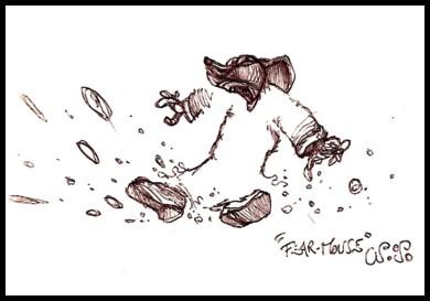 fear-mouse