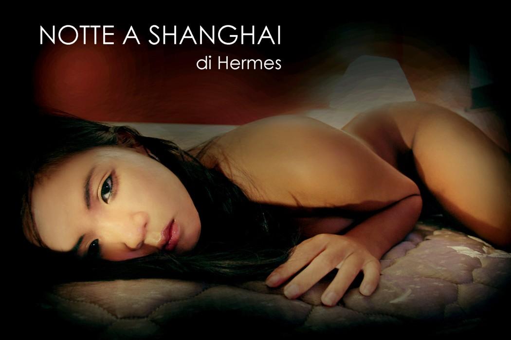 Notte a shanghai