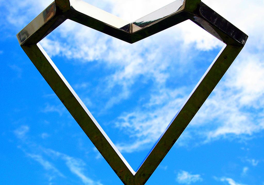 Di un cuore al carbonio
